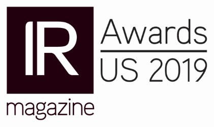 IR Magazine Award
