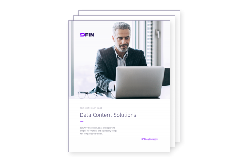 Data Content Solutions